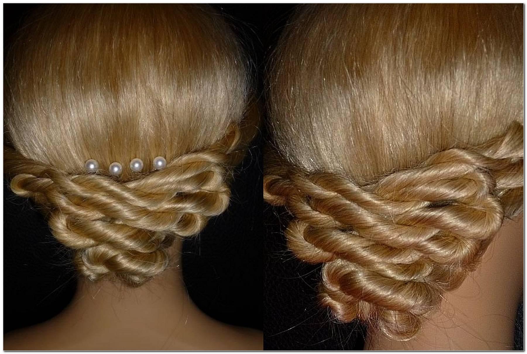 SchöNe Einfache Frisuren FüR Abschlussball