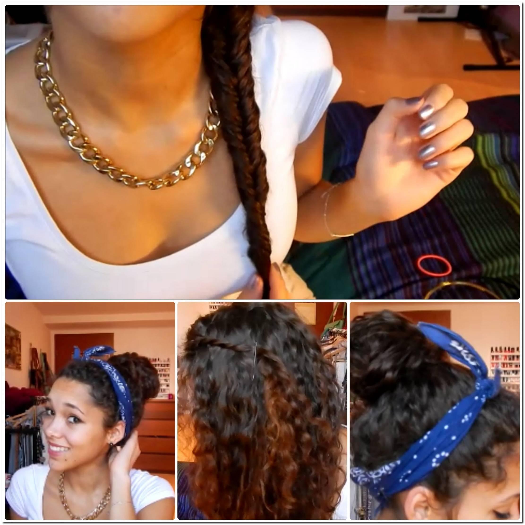 SchöNe Einfache Frisuren FüR Locken