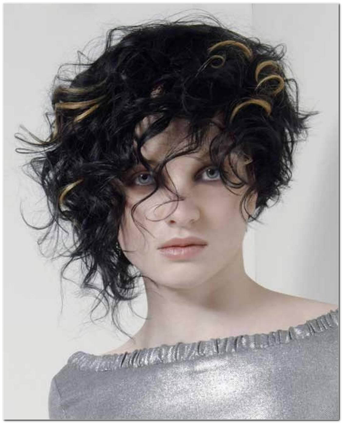 SchöNe Frisuren FüR Kurze Lockige Haare