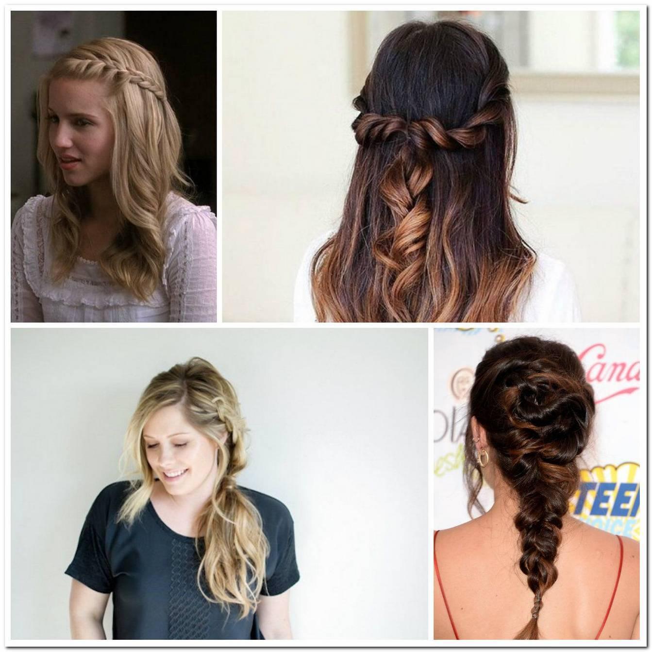 SchöNe Frisuren FüR Lange Haare FüR Die Schule