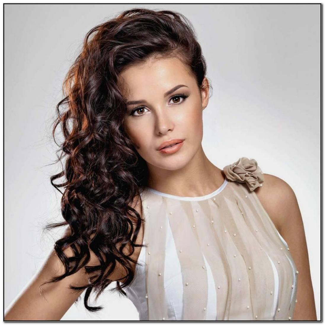Sch%C3%B6Ne Frisuren F%C3%BCR Lockige Haare