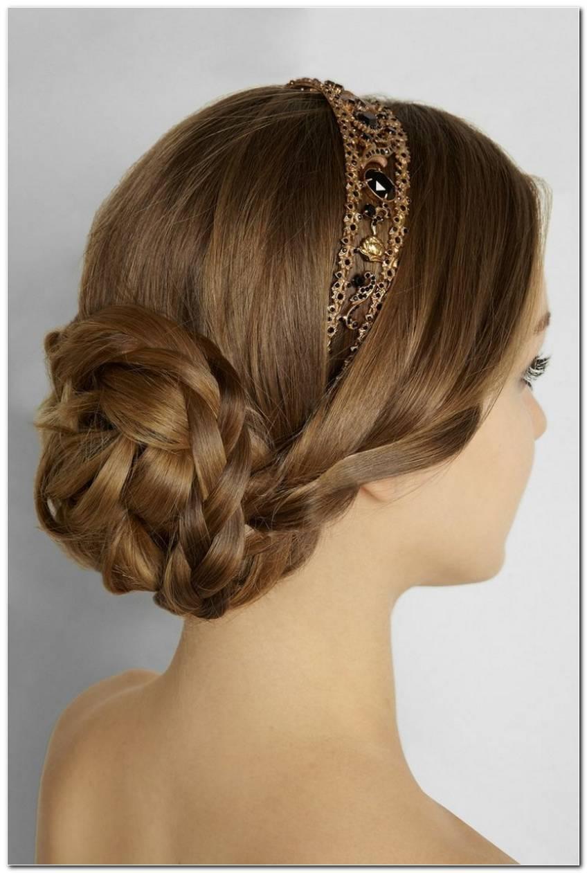 SchöNe Frisuren Mit Haarband