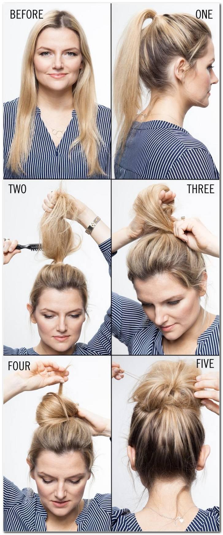 Schnelle Einfache Frisuren FüR DüNnes Haar
