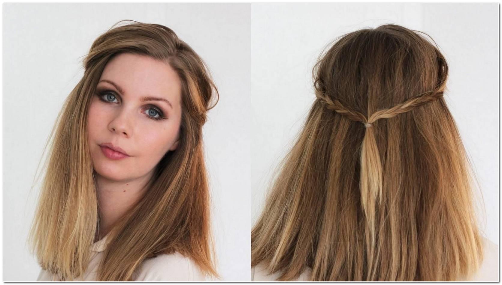 Schnelle Einfache Frisuren FüR Lange Haare