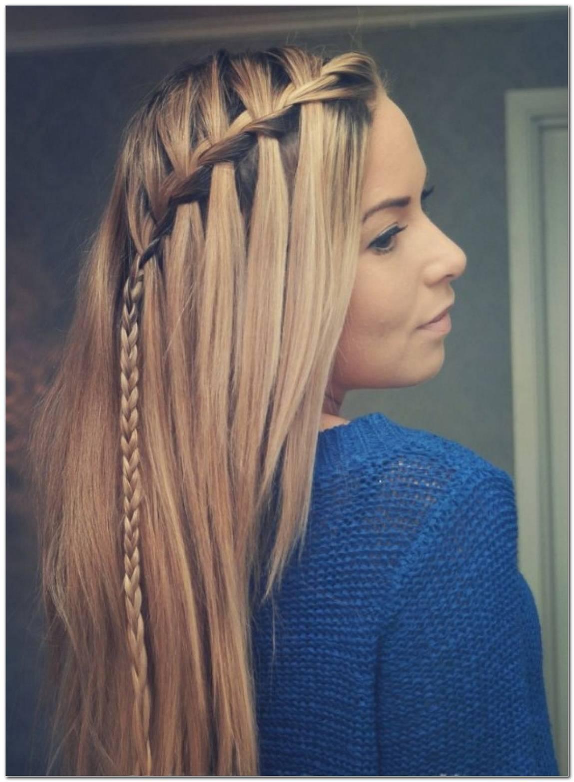 Schnelle Einfache Frisuren Mittellanges Haar
