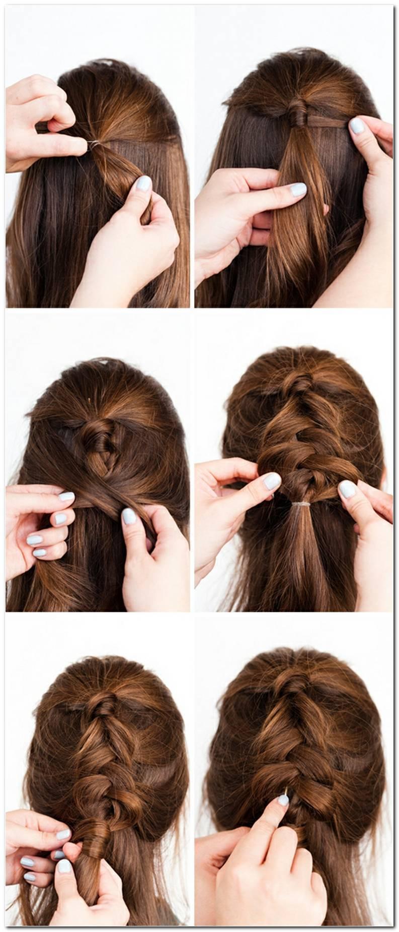Schnelle Festliche Frisuren Zum Selber Machen
