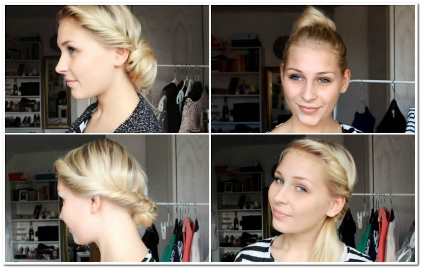 Schnelle Frisuren F%C3%BCR D%C3%BCNne Lange Haare