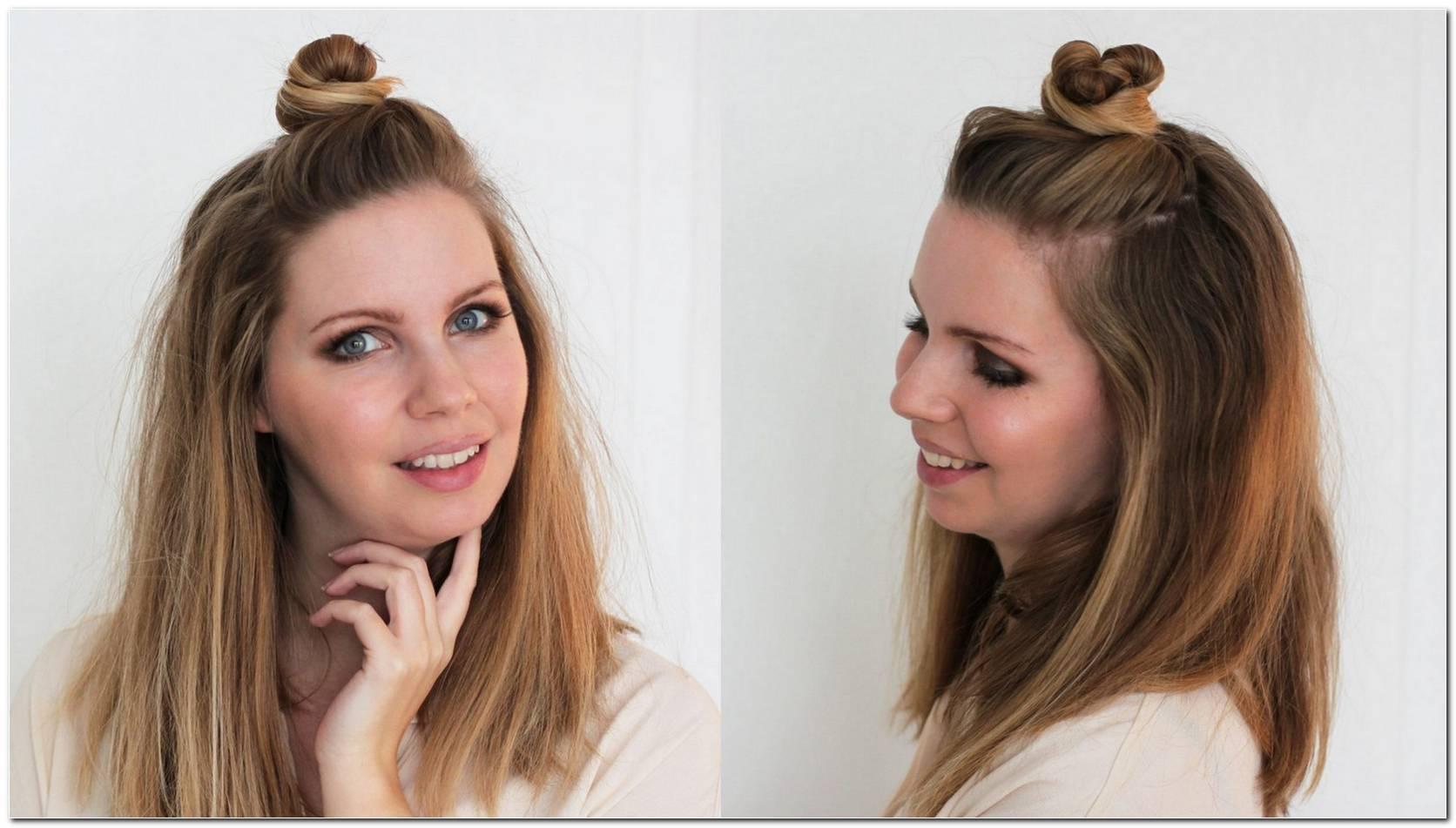 Schnelle Frisuren FüR Schulterlanges Haar Mit Pony