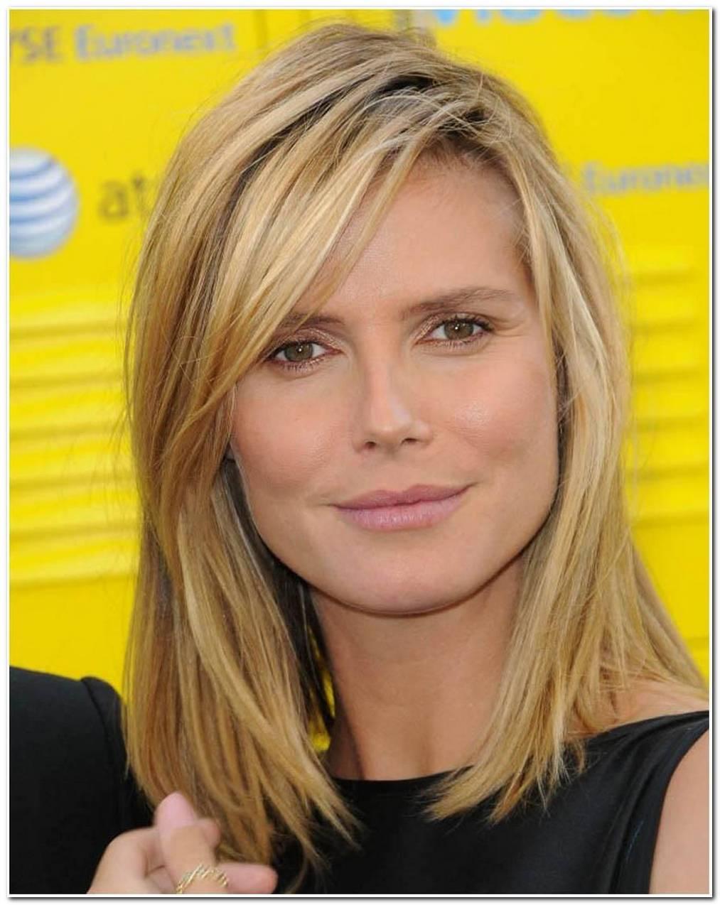 Schulterlange Frisuren Blond