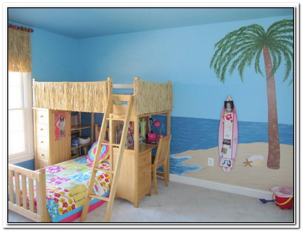 Sea Themed Bedroom For The Kids