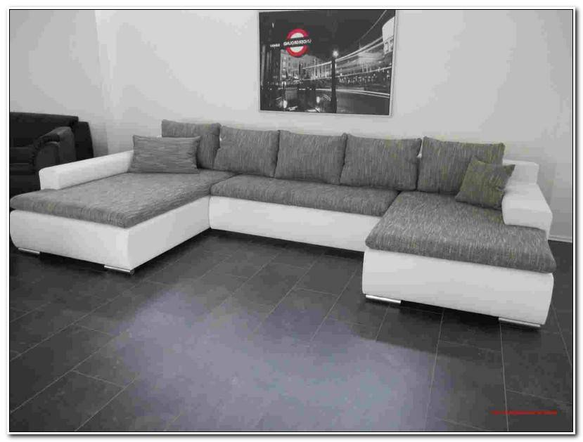Select Graue Couch