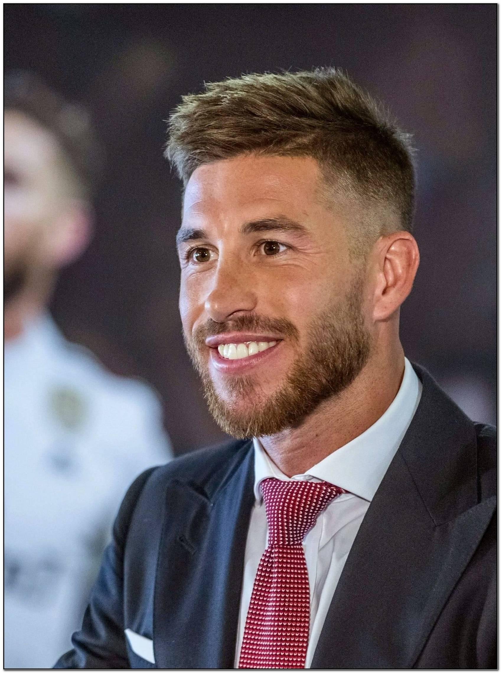 Sergio Ramos Frisuren