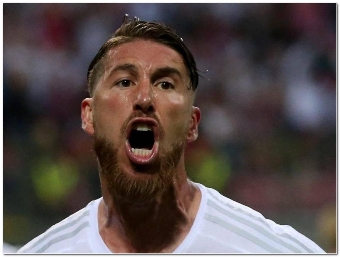 Sergio Ramos Neue Frisur