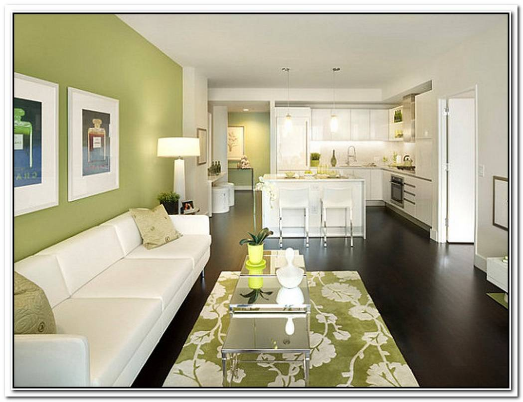 Shades Of Green For The Modern Home