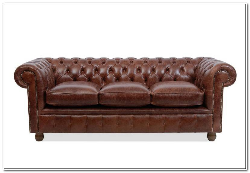 Should Chesterfield Sofa Leder