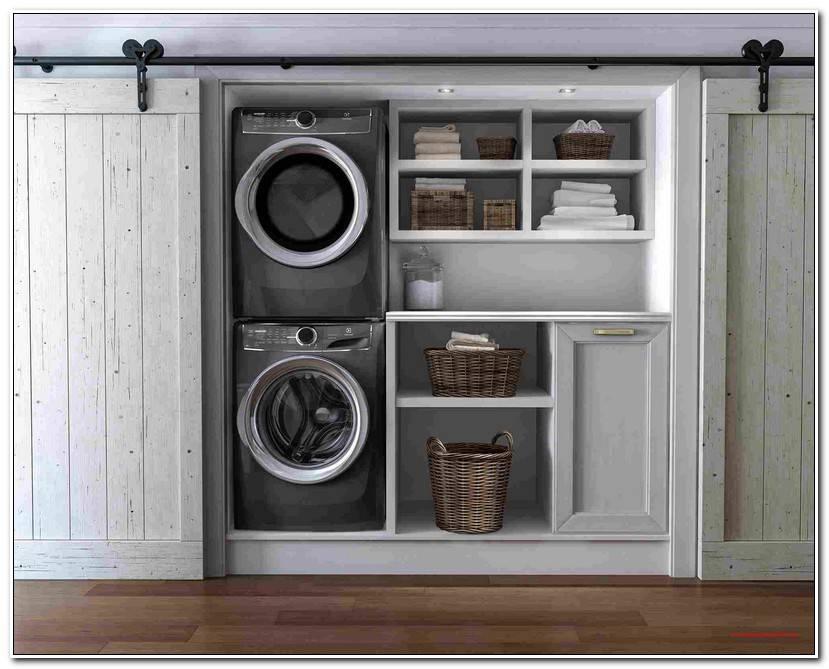 Should Einbauschrank Waschmaschine