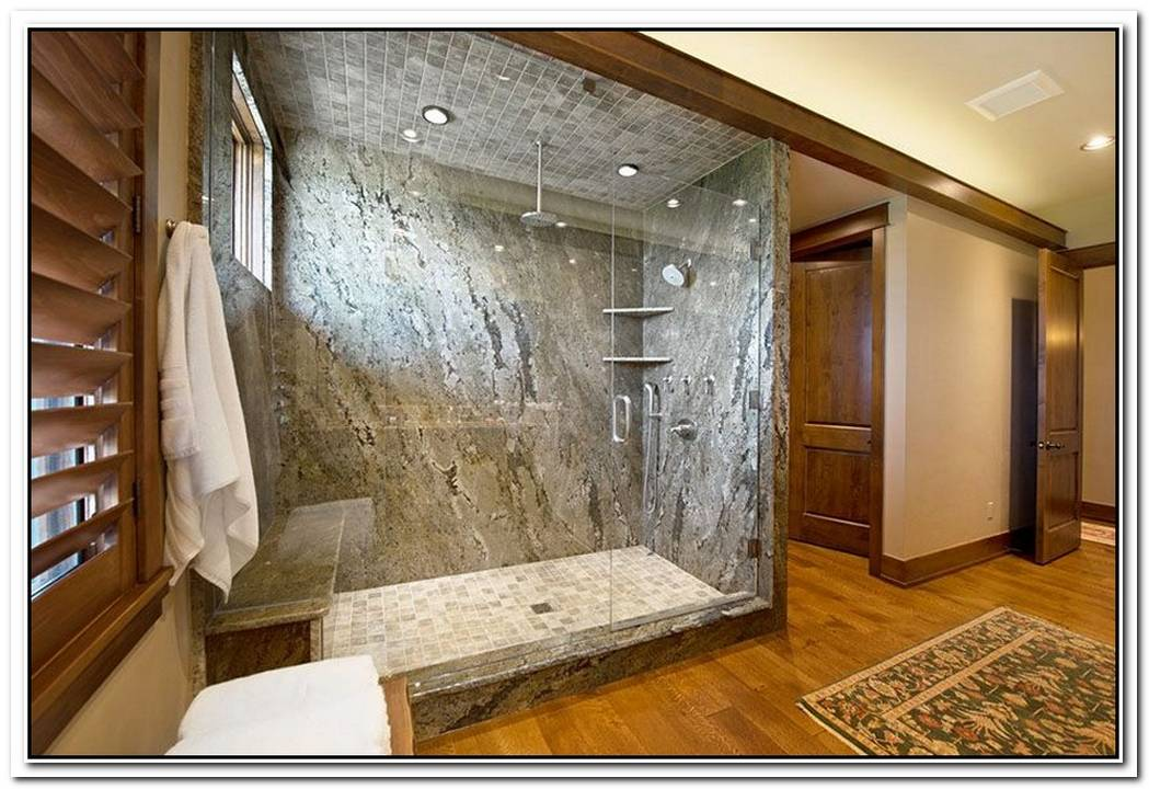 Shower Traditional Bathroom Luxury