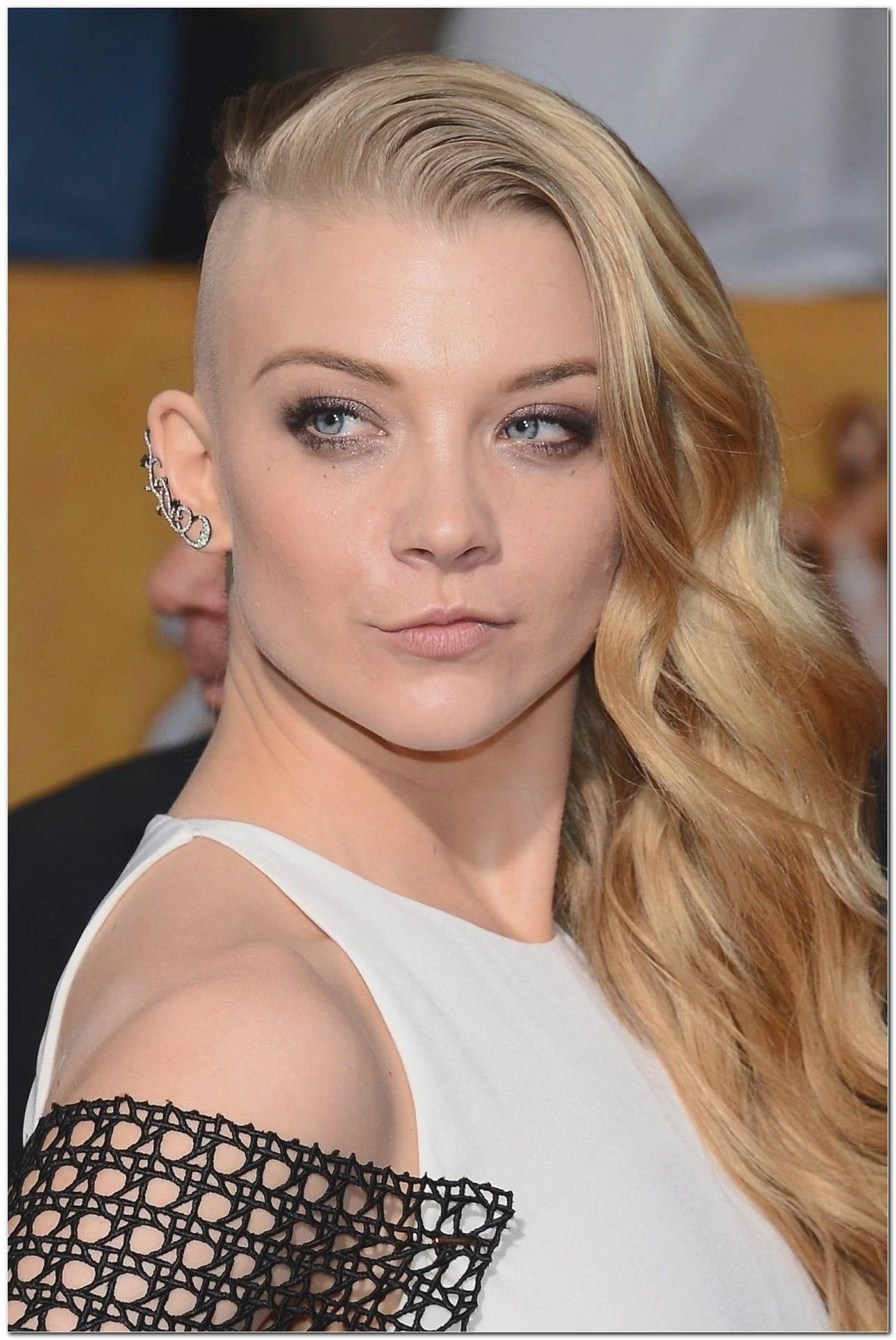 Sidecut Frisuren Lange Haare