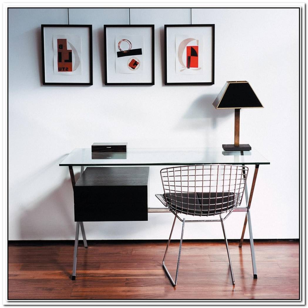 Simple And Modern Albini Desk