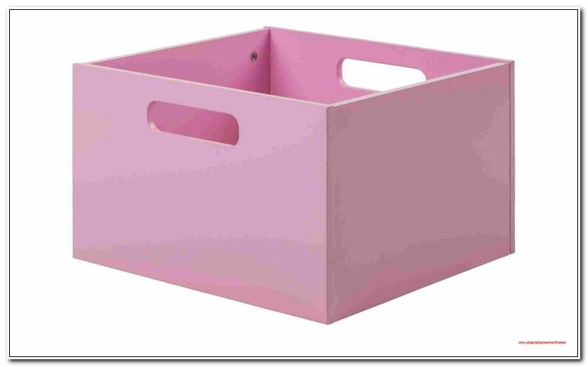 Simple Aufbewahrungsbox Grau