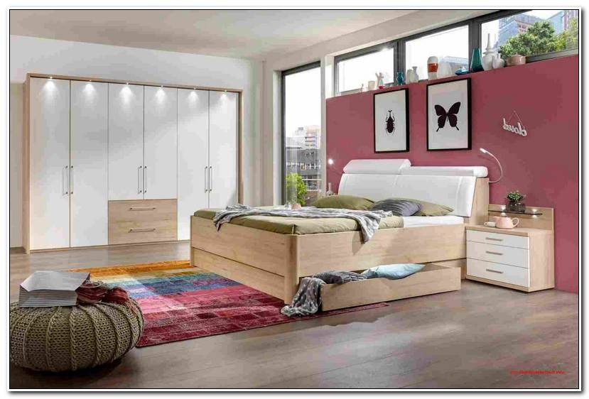 Simple Bett 2x2m