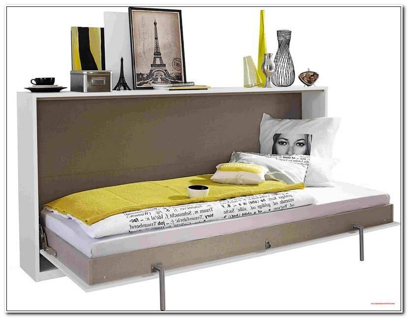 Simple Bett Mit Matratze Und Lattenrost 140×200