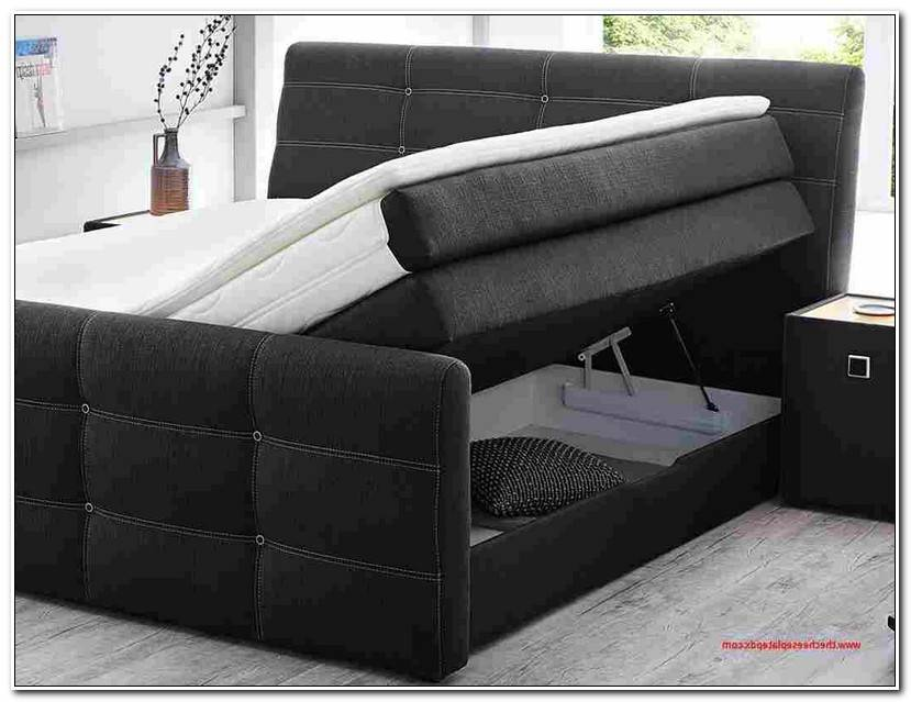 Simple Boxspringbett 140×200 Mit Bettkasten