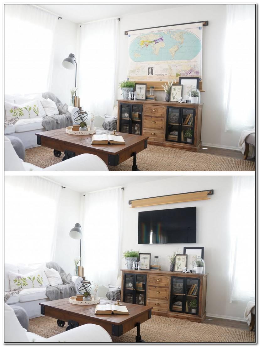 Simple Fernseher Verstecken