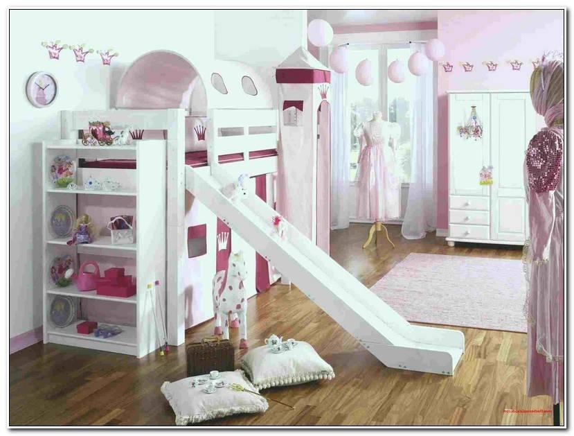Simple Kinderbett Mädchen