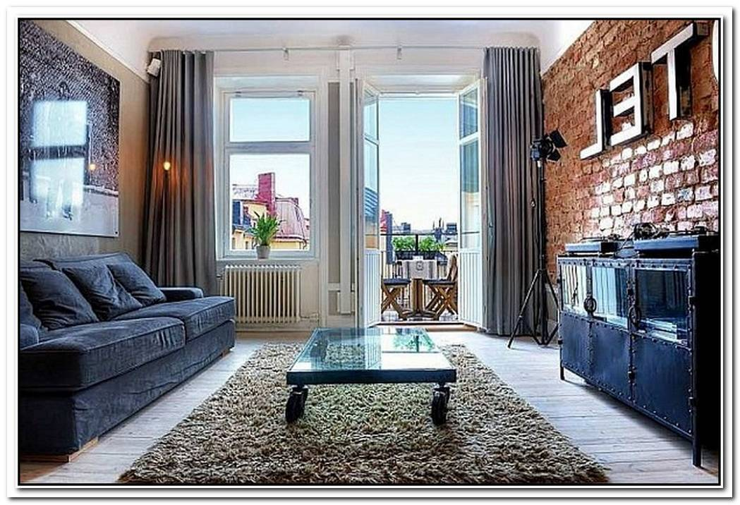 SimpleStylish One Bedroom Apartment In The Heart Of Stockholm