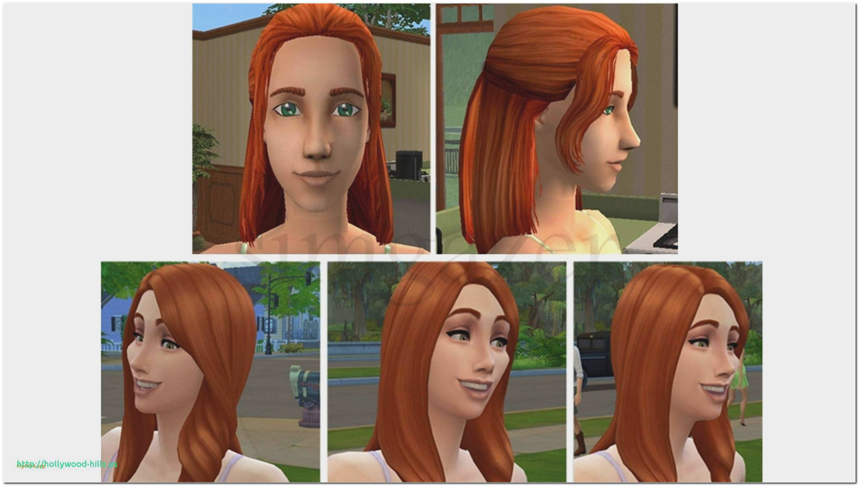 Sims 3 Frisuren Download
