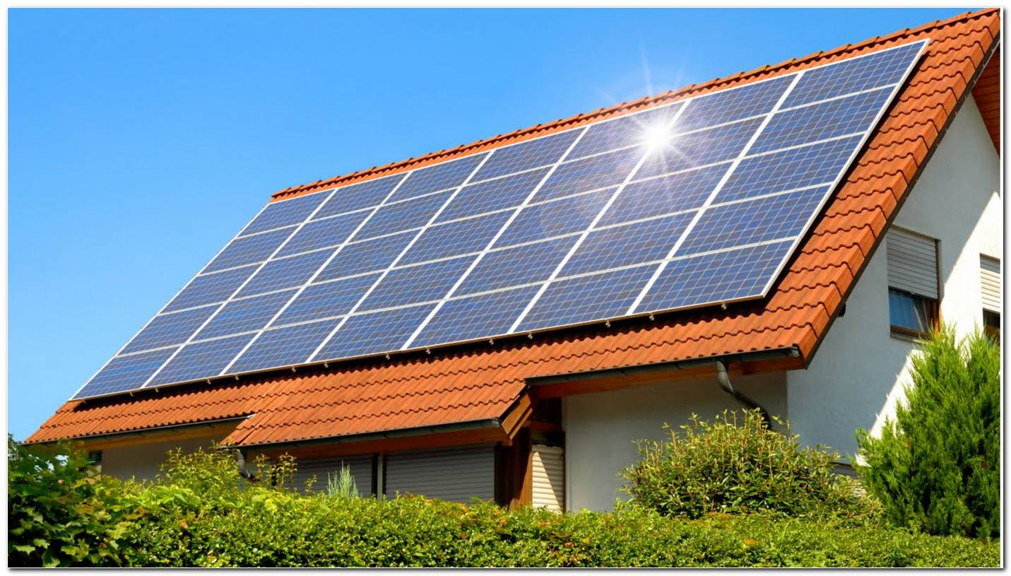 Sistema De Aquecimento De Agua Solar