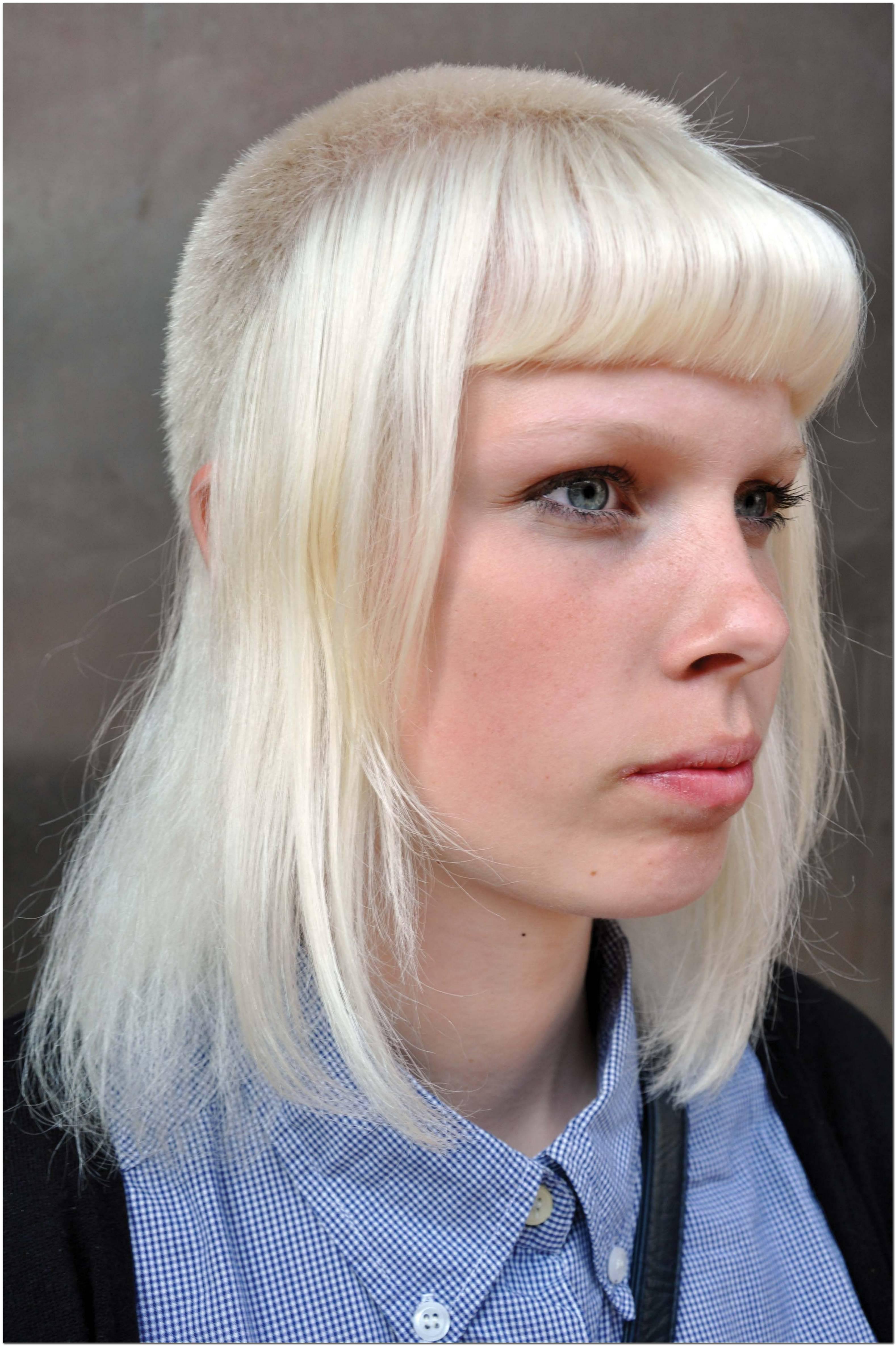 Skinhead Frisur Frauen