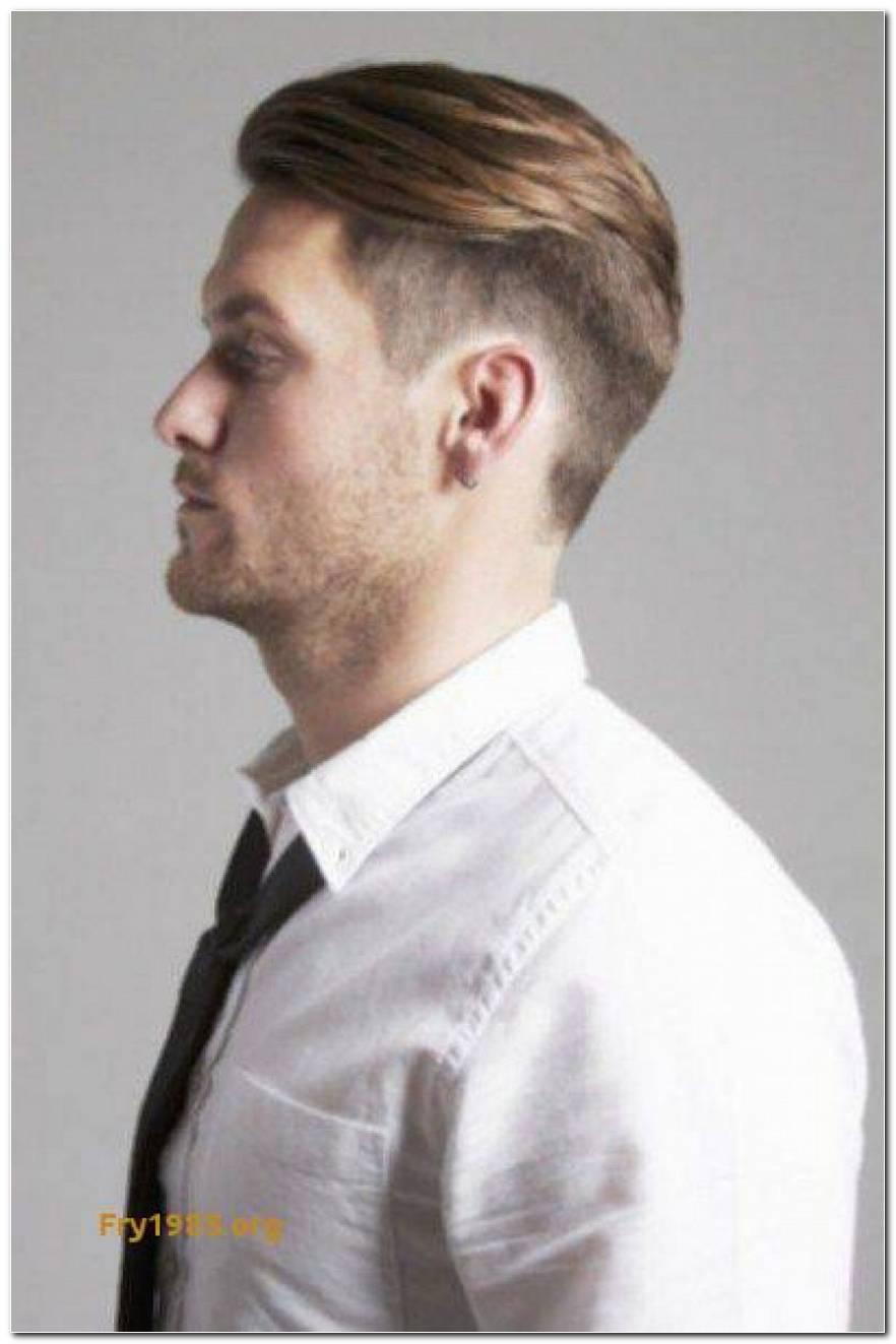 Skinhead Frisur Mann