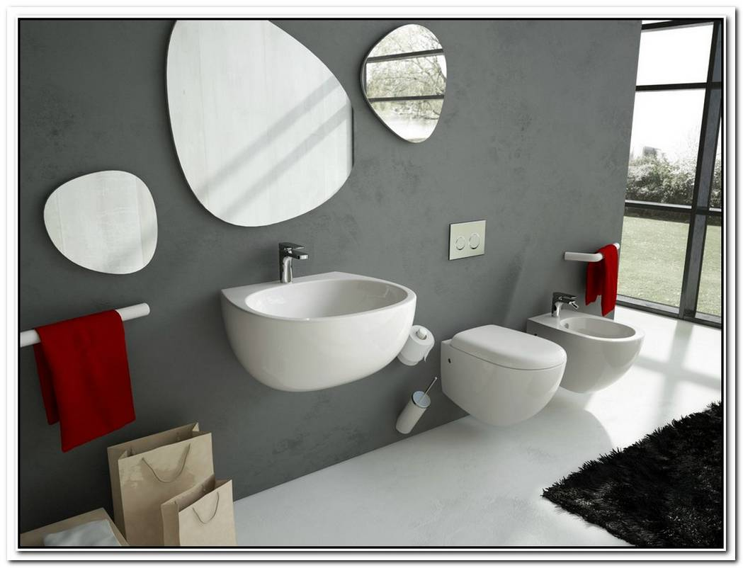Sleek Bathroom Sink By Artceram