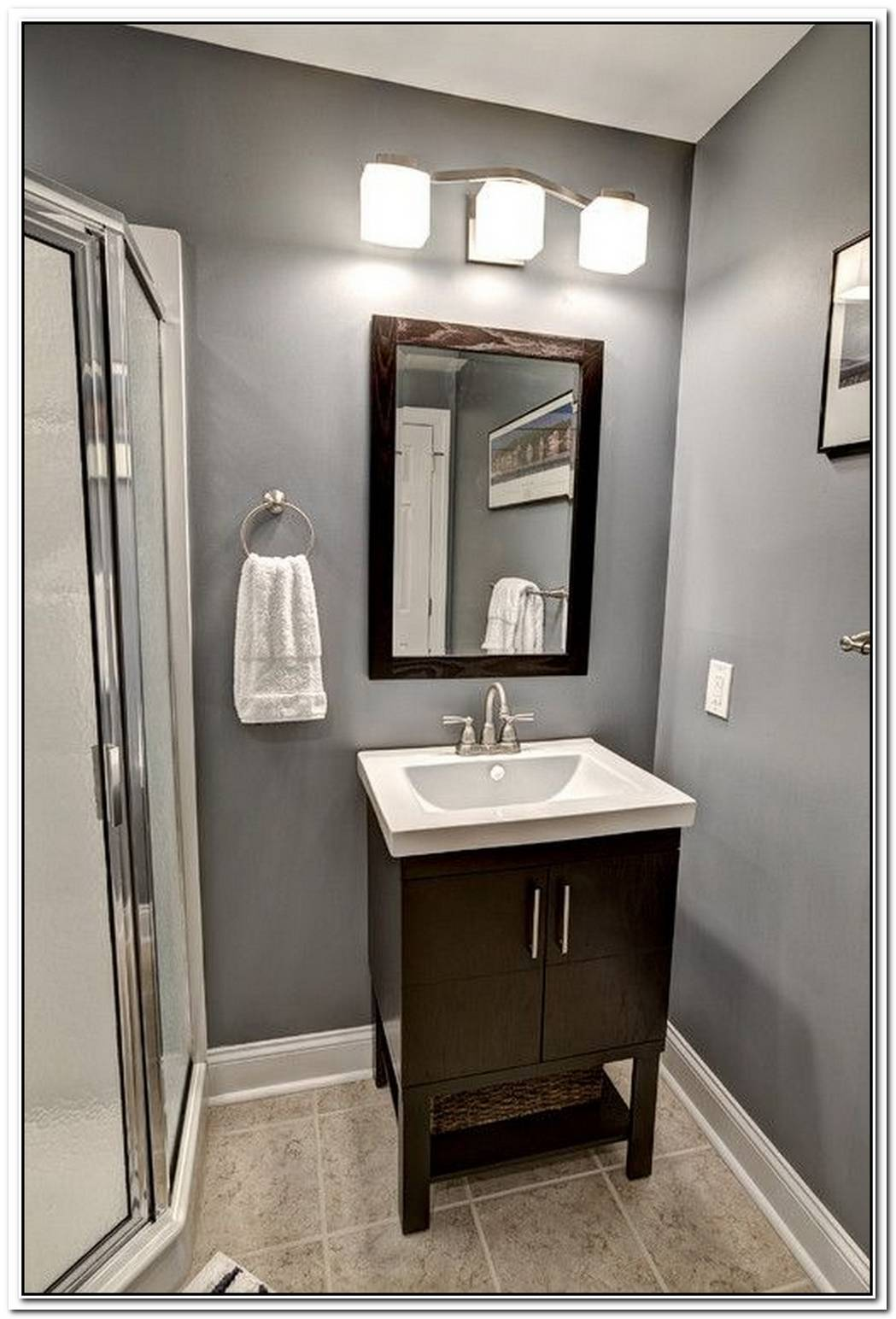 Small Bathroom Basement