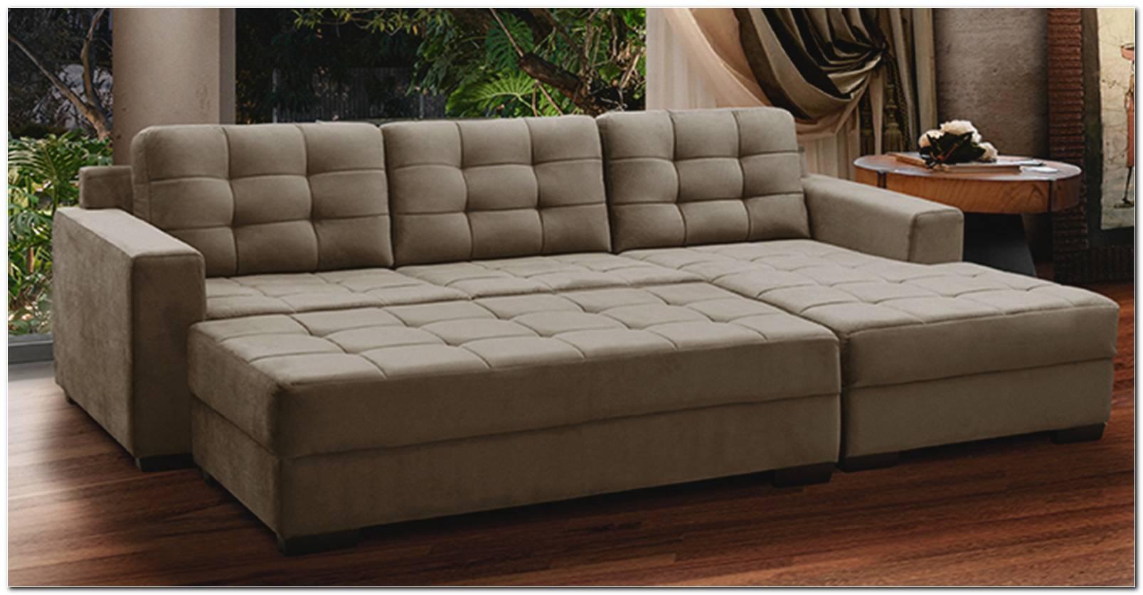 Sofá Confortável Para Sala De Tv
