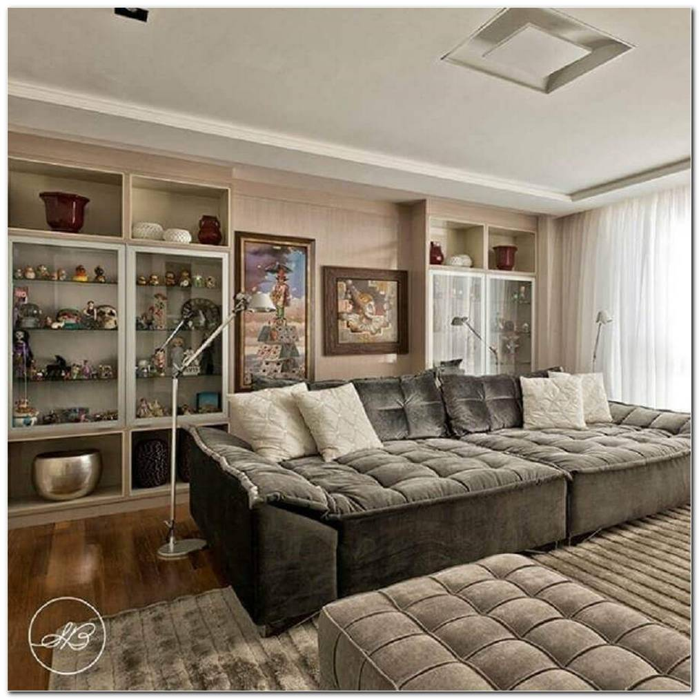 Sofá Para A Sala De Tv