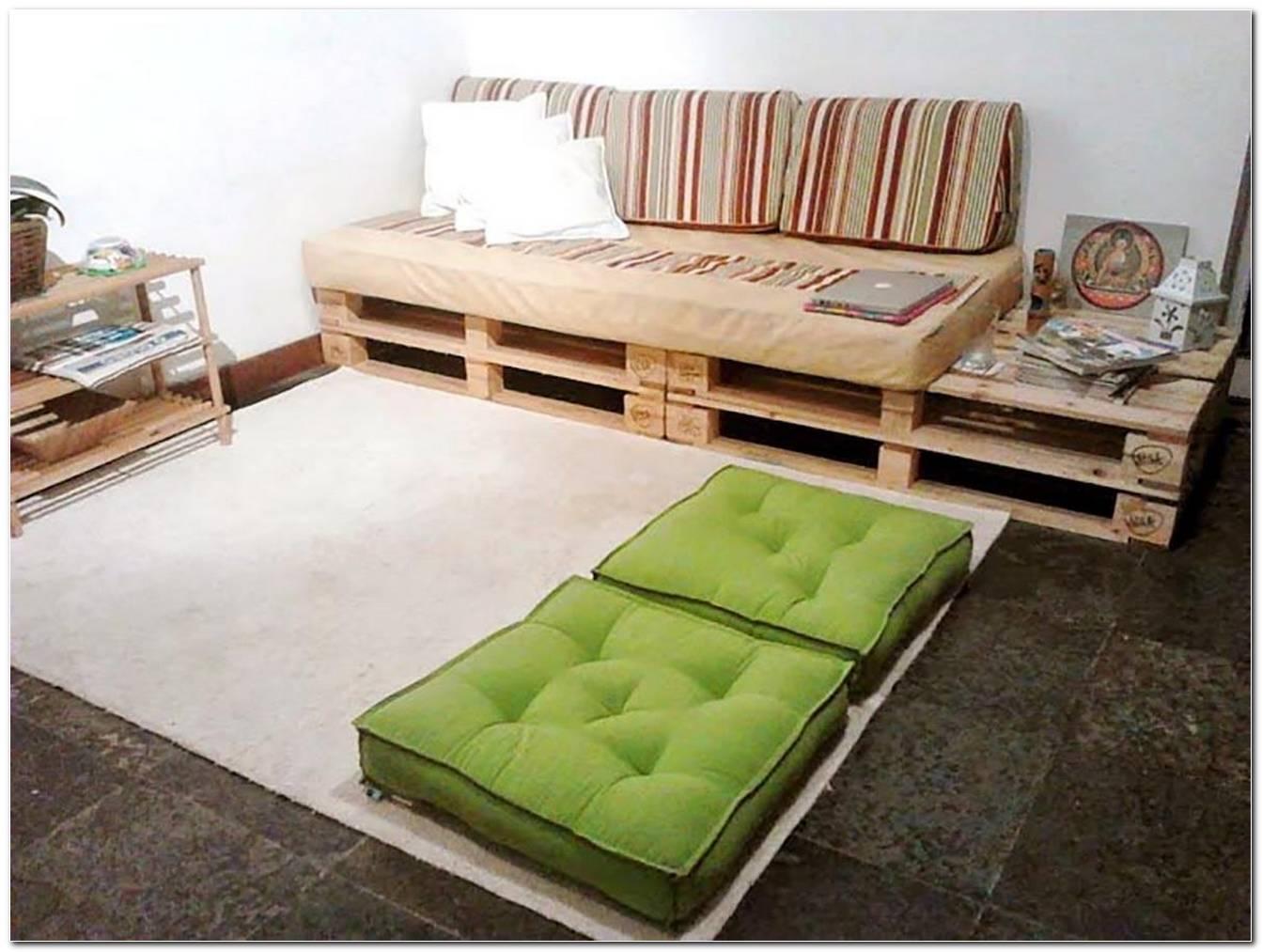 Sofás De Pallet 125 Modelos Fotos E Passo A Passo Diy