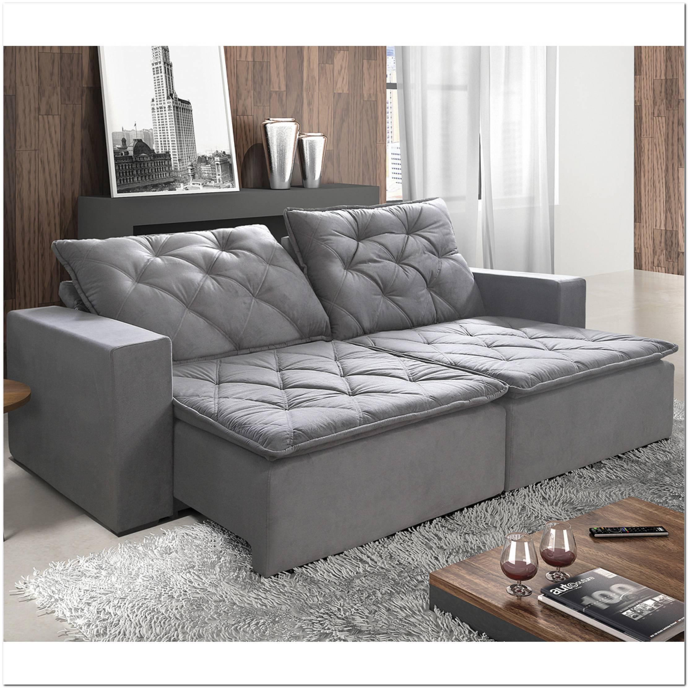 Sofa Cor Cinza