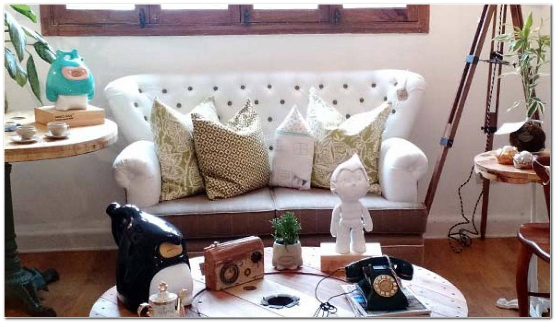 Sofa Sala Pequena Fotos