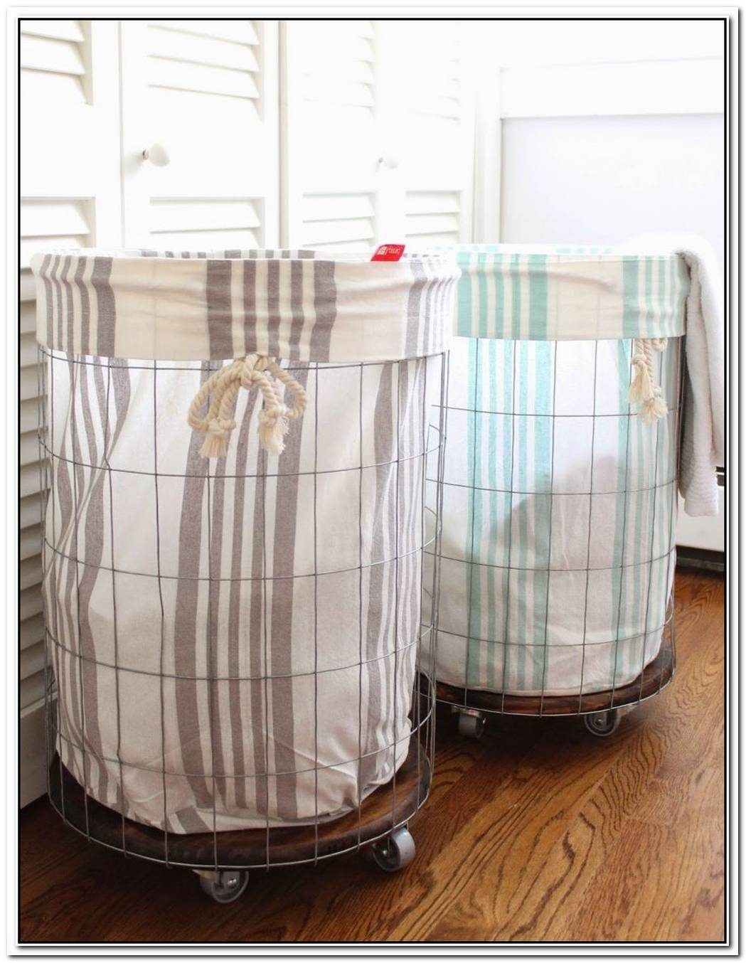 Sort Your Laundry In Style With These Attractive Laundry Hampers