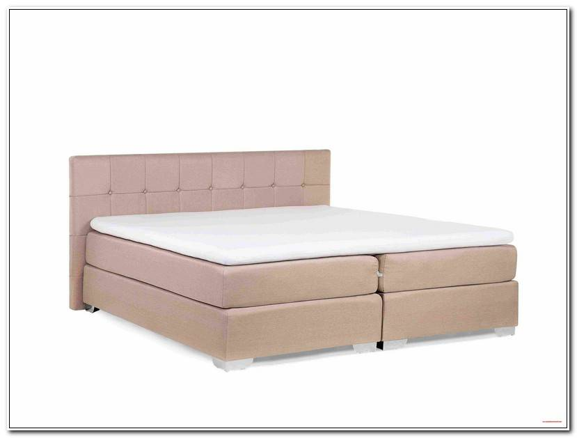 Space Boxspringbett Mit Bettkasten 180×200