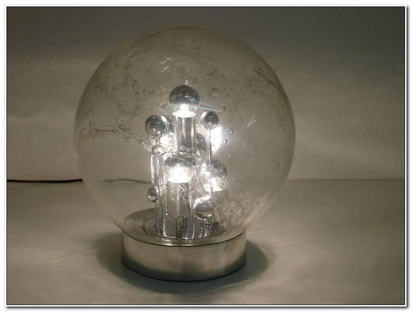 Space Glas Leuchtle