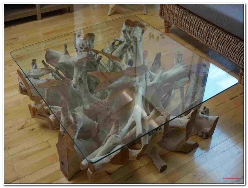 Space Glas Tisch