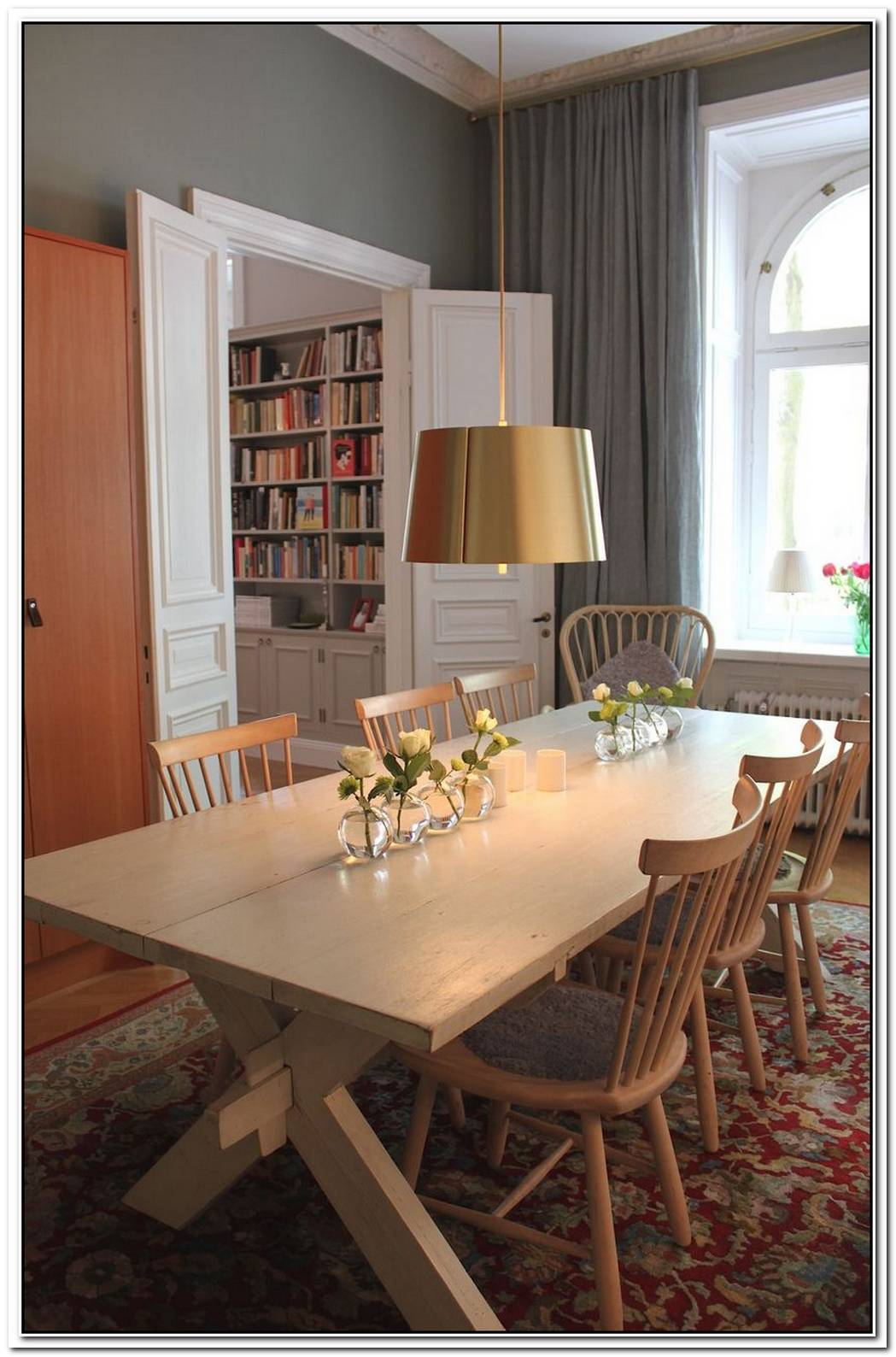 Spacious Studio Apartment In Vasastaden For Rental