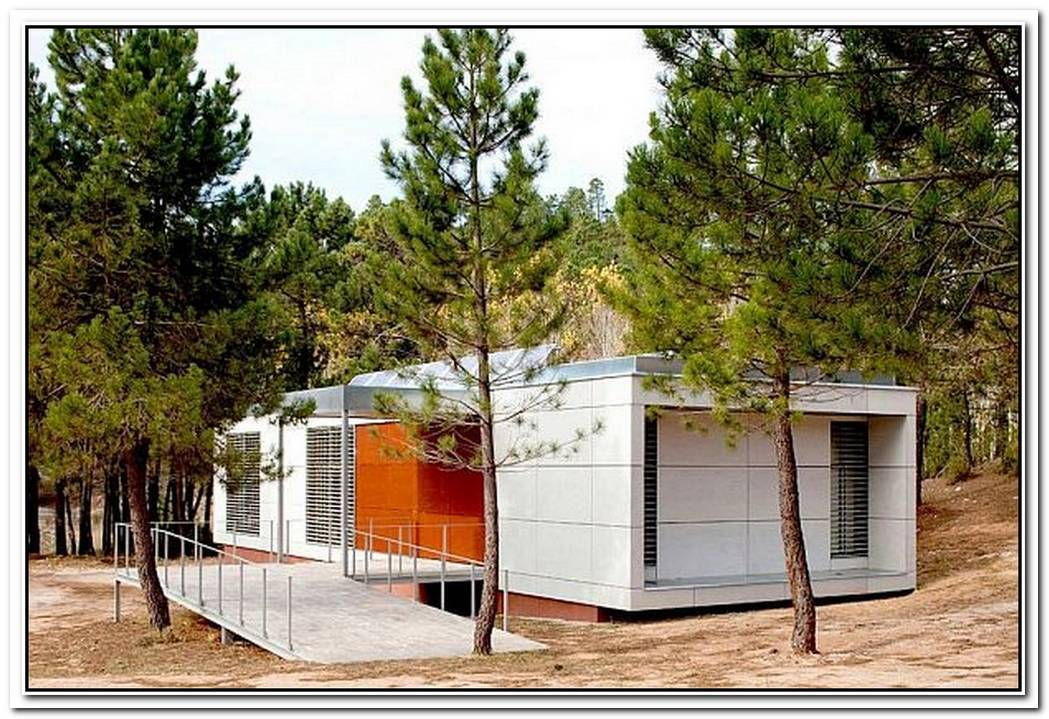 Spain'S Nature And Urban Ecology CenterEcofriendliness At Play By Manuel Fonseca Gallego