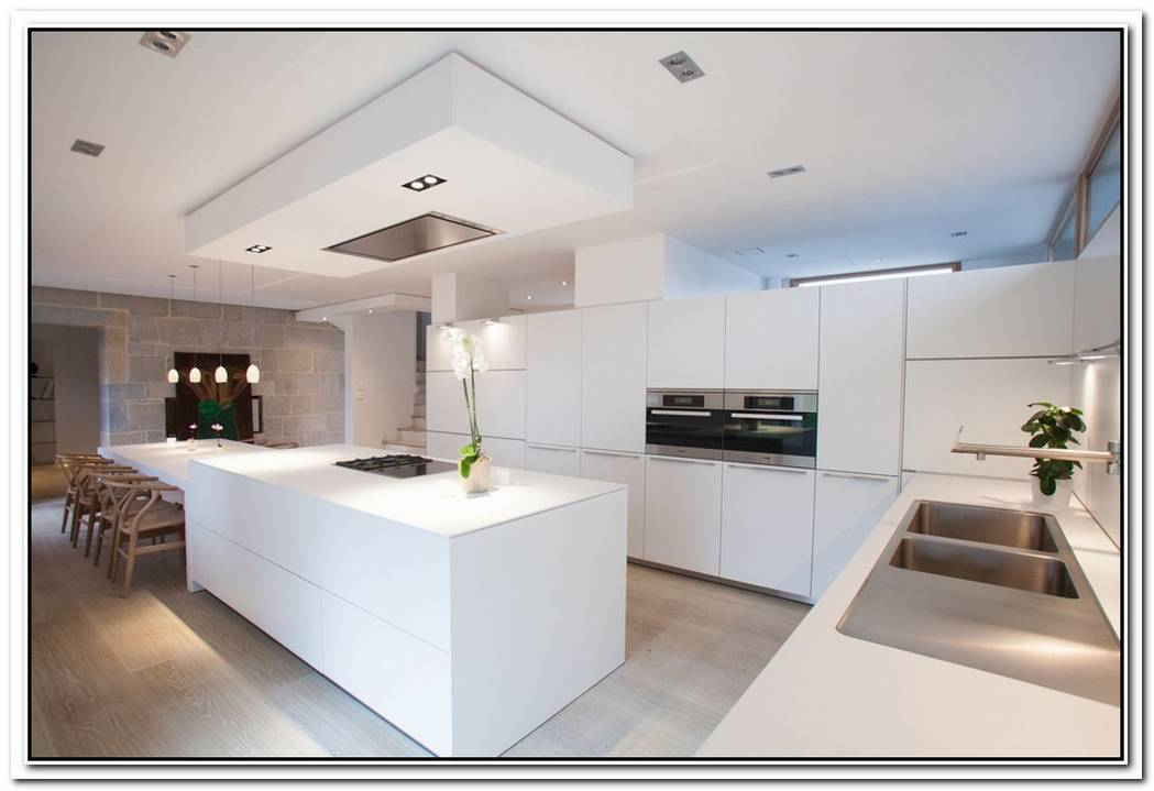 Sparkling Bulthaup Kitchen