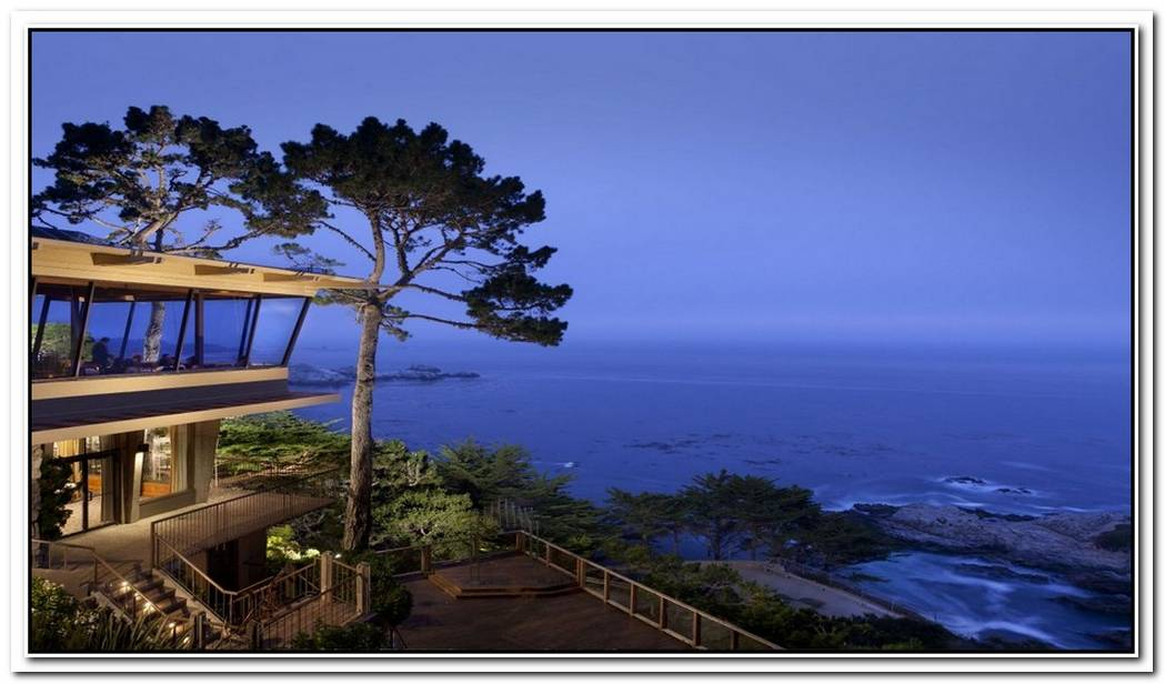 Spectacular Ocean View Residence In Carmel Highlands