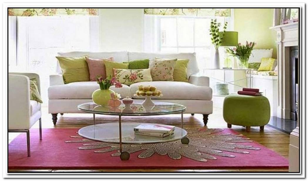 Spring Interior Ideas